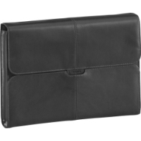 Targus 15.6 inch / 39.6cm HughesT Leather Laptop Slipcase