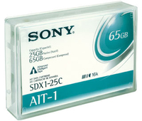 Sony SDX 1-25C 8mm Tape, AIT Media