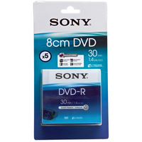 Sony DVD-R 5DMR30A-BT 1.4GB