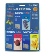 Brother Inkjet Cartridge for DCP150C/MFC235/MFC260C Ciano, Giallo cartuccia d