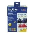 Brother Inkjet Cartridge for DCP145C/165C Ciano, Giallo cartuccia d