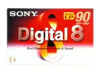 Sony N860P2 Video ?assette 60min 1pezzo(i) audio/videocassetta