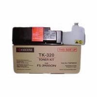 KYOCERA Toner Cartridge for FS-3900DN/FS-4000DN 15000pagine Nero