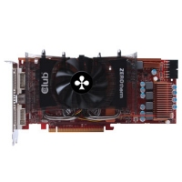 CLUB3D CGAX-48924DDG 1GB GDDR5 scheda video