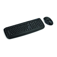 Kensington K72338UK RF Wireless QWERTY Nero tastiera
