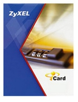 ZyXEL iCard SSL 5-750 User ZyWALL USG 2000