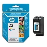 HP 23 Tri-colour Inkjet Print Cartridge cartuccia d