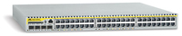 Allied Telesis 10/100 x 48 ports managed Fast Ethernet Layer 3 Switch w/ 4 SFP expansion bays Gestito L3 1U Bianco