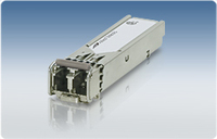 Allied Telesis 1000LX SFP 40 Km (1550nm) 1250Mbit/s 1550nm convertitore multimediale di rete