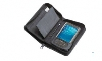 Fujitsu Leather case for Pocket LOOX N520 Pelle Nero