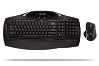 Logitech MX5500 RF Wireless QWERTY Nero tastiera