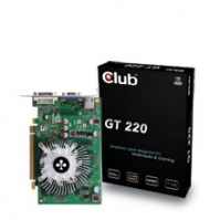 CLUB3D GT 220 GeForce GT 220 GDDR3