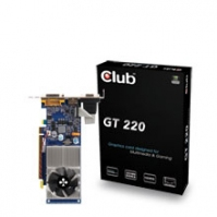 CLUB3D GT 220 GeForce GT 220 1GB GDDR2