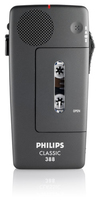 Philips Pocket Memo Classic 388 Nero dittafono