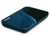 Toshiba 500GB External HDD 500GB Blu disco rigido esterno