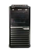 Acer Veriton M670G - Win7, E8400 3GHz E8400 Scrivania Nero PC