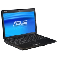 "ASUS K50IN-SX177X, IT 2.13GHz P7450 15.6"" 1366 x 768Pixel Computer portatile"