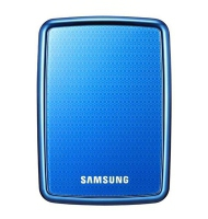 "Samsung S Series S2 Portable 320GB 2.5"", USB 2.0, 5400 RPM 320GB Blu disco rigido esterno"
