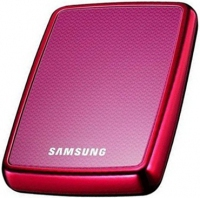 "Samsung S Series S2 Portable 320GB 2.5"", USB 2.0, 5400 RPM 320GB Rosa disco rigido esterno"