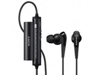 Sony Noise-Cancelling Headphones Nero Intraurale cuffia
