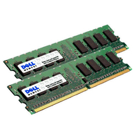 DELL 4GB (2x2GB), DDR II SDRAM, 677MHz, PowerEdge 1950, ECC 4GB DDR2 667MHz Data Integrity Check (verifica integrità dati) memoria