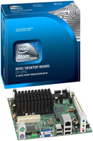 Intel D510MO Intel NM10 Express NA (CPU integrato) Mini ITX scheda madre