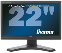 "iiyama ProLite T2250MTS-B1 22"" 1920 x 1080Pixel Tavolo Nero monitor touch screen"