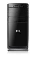 HP Pavilion p6216es 2.5GHz Q8300 Mini Tower Nero PC