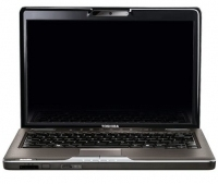 "Toshiba Satellite U500-12J 2.13GHz P7450 13.3"" 1280 x 800Pixel Marrone"