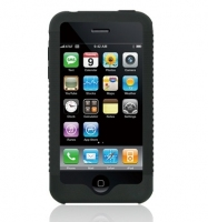 Macally Protective silicon case iPhone 3G / 3GS Nero