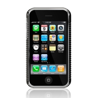 Macally Protective snap (iPhoneT 3G / 3GS) Trasparente
