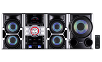 Sony MHC-GTZ4i Home audio mini system 150W Nero, Argento