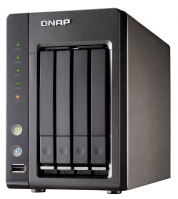 QNAP SS-439 Pro Turbo NAS Torre