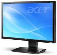 "Acer B223WFymdr 22"" Nero monitor piatto per PC"