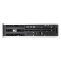 HP Compaq Elite 8000 Elite Ultra-slim PC (ENERGY STAR) 3GHz E8400 Nero PC