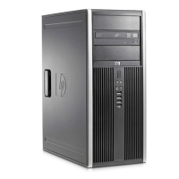 HP Compaq Elite 8000 Elite Convertible Minitower PC (ENERGY STAR) 3GHz E8400 PC