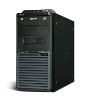 Acer Veriton M265 2.93GHz E7500 Scrivania Nero PC