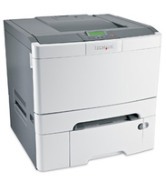 Lexmark C546dtn Colore 1200 x 1200DPI A4