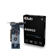 CLUB3D 8400GS PCI Edition GDDR2