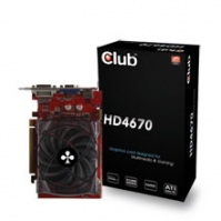 CLUB3D HD4670 GDDR4