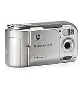 HP Photosmart E327 Digital Camera