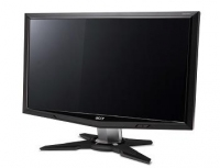 "Acer G205HAbd 20"" Nero monitor piatto per PC"
