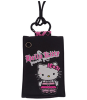 Cellularline HELLO KITTY MUSIC BAG3 Nero
