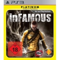 Sony inFamous - Platinum (PS3) PlayStation 3 Tedesca videogioco