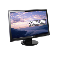 "ASUS VH242T 23.6"" Nero monitor piatto per PC"