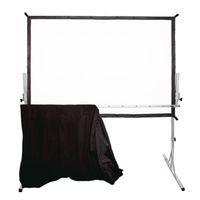Projecta HD Fast-Fold Deluxe Adjustable Skirt Bar 488 x 838