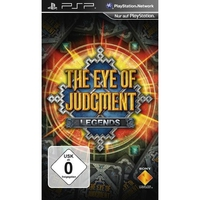 Sony The Eye of Judgment Legends PlayStation Portatile (PSP) Tedesca videogioco