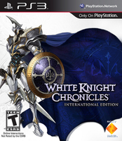Sony White Knight Chronicles PlayStation 3 videogioco