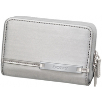 Sony CSVF Carry case Argento