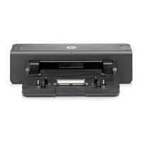 HP 90W Docking Station Nero